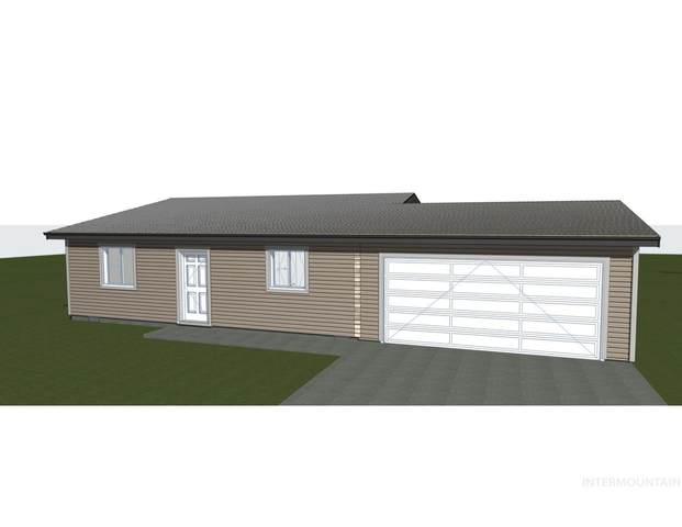 821 E Independence St., Emmett, ID 83617 (MLS #98791607) :: Michael Ryan Real Estate