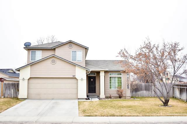 377 W Tallulah Dr, Kuna, ID 83634 (MLS #98791613) :: Michael Ryan Real Estate