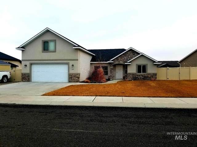 241 Glacier Meadows Way, Kimberly, ID 83341 (MLS #98791627) :: Hessing Group Real Estate
