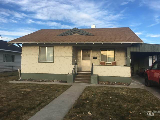 412 N Broadway Ave, Buhl, ID 83316 (MLS #98791639) :: Hessing Group Real Estate