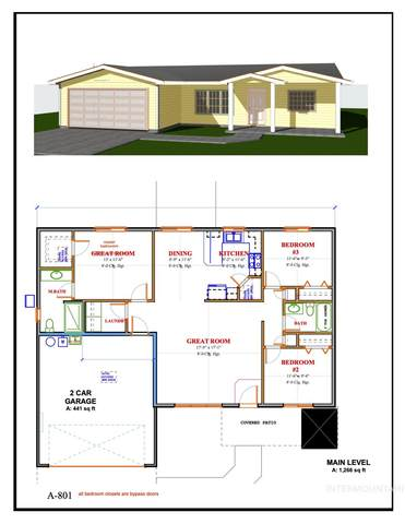 831 E Independence, Emmett, ID 83617 (MLS #98791654) :: Boise River Realty