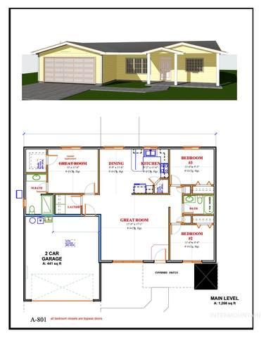 831 E Independence, Emmett, ID 83617 (MLS #98791654) :: Michael Ryan Real Estate