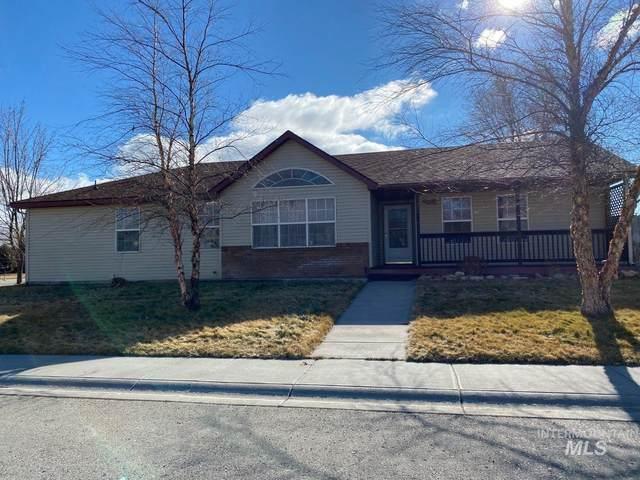 1405 Priscilla St, Mountain Home, ID 83647 (MLS #98791655) :: Adam Alexander