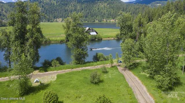 NKA Railroad Grade Parcel B-1, St. Maries, ID 83861 (MLS #98791669) :: Hessing Group Real Estate