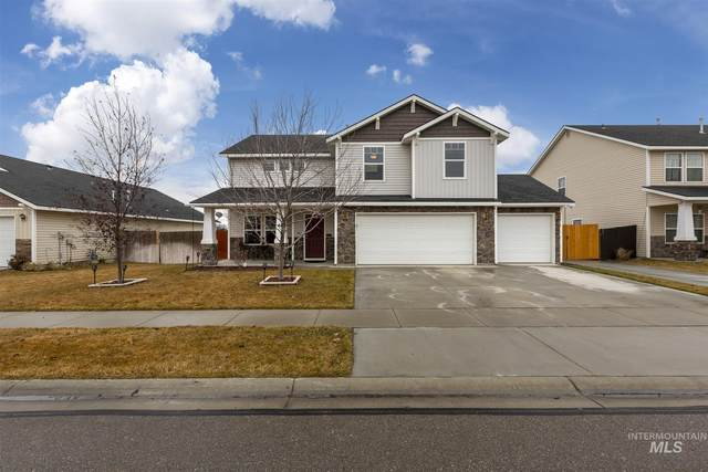 46 Zion Park Dr, Nampa, ID 83651 (MLS #98791674) :: Hessing Group Real Estate
