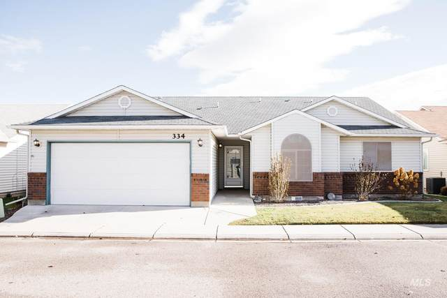 334 N Westminster, Nampa, ID 83651 (MLS #98791681) :: Jon Gosche Real Estate, LLC