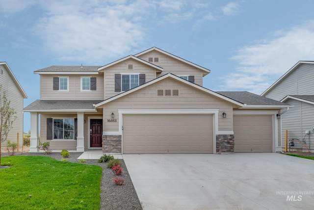 742 W Nannyberry St, Kuna, ID 83634 (MLS #98791701) :: Michael Ryan Real Estate