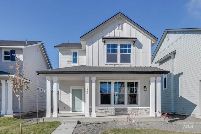 4911 W Thornapple Dr, Meridian, ID 83646 (MLS #98791705) :: Epic Realty