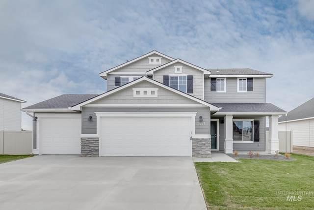 1550 N Crawford Ave, Kuna, ID 83634 (MLS #98791707) :: Michael Ryan Real Estate