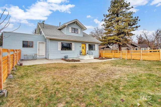 2109 Vista, Boise, ID 83705 (MLS #98791721) :: Minegar Gamble Premier Real Estate Services