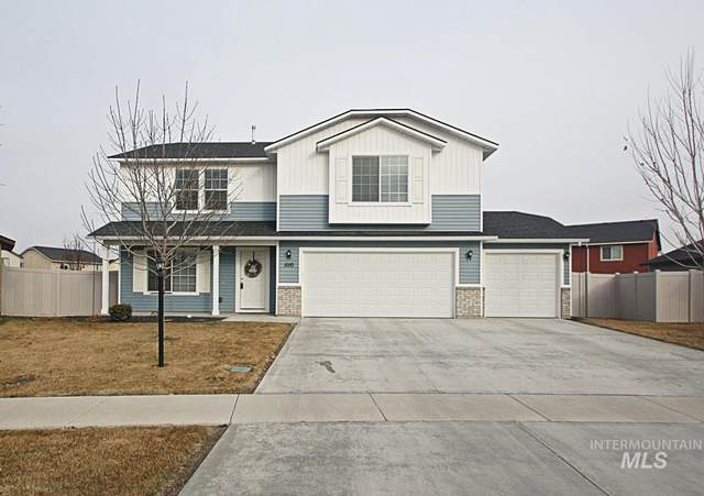 11110 W Bodie River, Nampa, ID 83686 (MLS #98791724) :: Hessing Group Real Estate