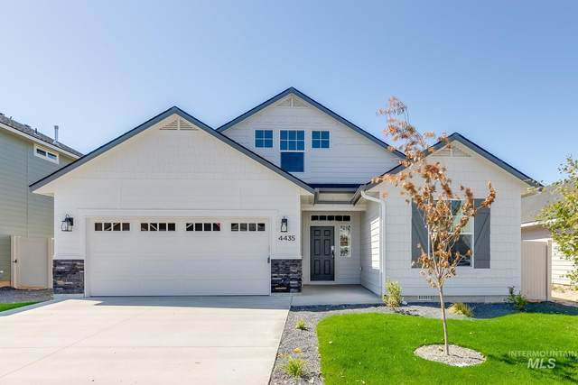 4464 W Sunny Cove St, Meridian, ID 83646 (MLS #98791745) :: The Bean Team