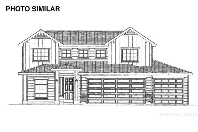 3528 N Sirocco Ave, Meridian, ID 83646 (MLS #98791779) :: Bafundi Real Estate