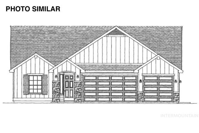 1812 W Wind Drift St, Meridian, ID 83646 (MLS #98791789) :: Bafundi Real Estate