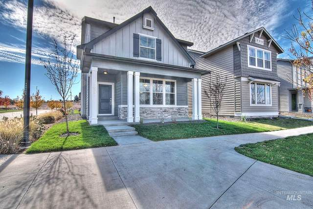 4959 W Thornapple Dr, Meridian, ID 83646 (MLS #98791824) :: Epic Realty