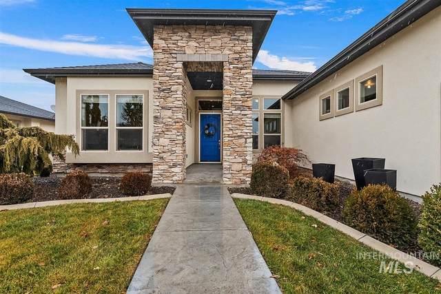 1208 E Radiant Ridge Dr., Meridian, ID 83642 (MLS #98791855) :: Navigate Real Estate