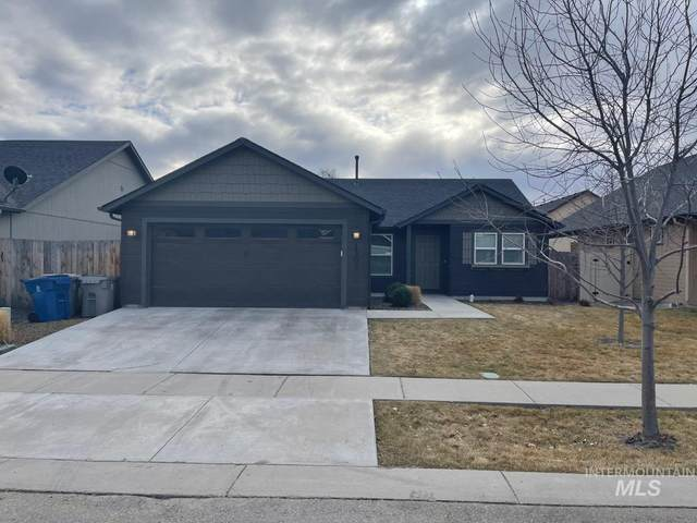 1303 W Sanetta St, Nampa, ID 83651 (MLS #98791858) :: Team One Group Real Estate