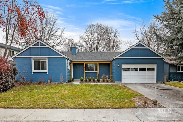 5373 W Waterwheel Dr, Boise, ID 83703 (MLS #98791935) :: Team One Group Real Estate