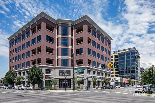 1112 W Main St #502, Boise, ID 83702 (MLS #98791948) :: Team One Group Real Estate