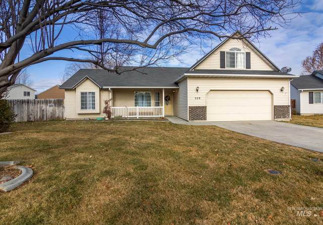 529 N Coppertree Dr, Nampa, ID 83651 (MLS #98791953) :: Team One Group Real Estate