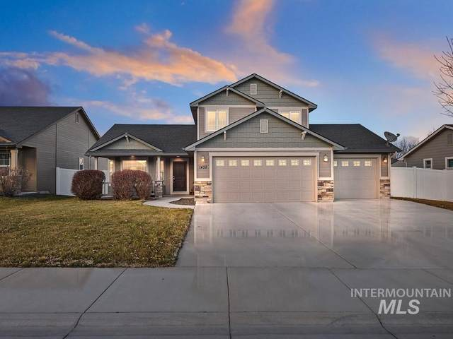 1498 W Kerf St, Kuna, ID 83634 (MLS #98791965) :: Team One Group Real Estate