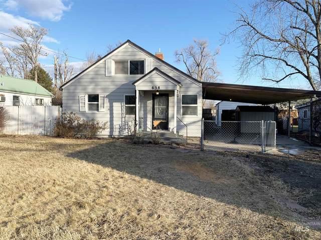 638 NW 3rd Street, Ontario, OR 97914 (MLS #98791968) :: Michael Ryan Real Estate