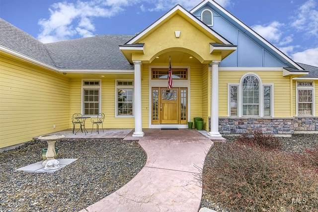 9961 Rosebud Drive, Nampa, ID 83687 (MLS #98791978) :: Michael Ryan Real Estate