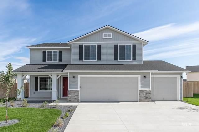 1452 N Thistle Dr, Kuna, ID 83634 (MLS #98792148) :: Build Idaho