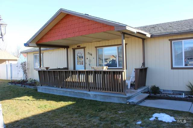 730 Flintlock Way, Weiser, ID 83672 (MLS #98792324) :: Epic Realty