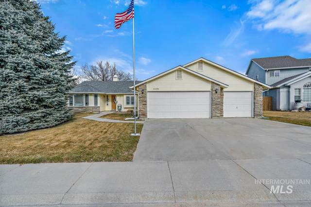 4358 S Chinook Ave, Boise, ID 83709 (MLS #98792557) :: Juniper Realty Group