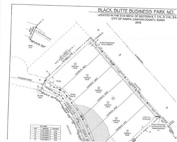 N Black Butte, Nampa, ID 83687 (MLS #98792609) :: Build Idaho
