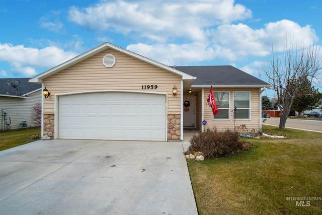 11959 W Blueberry, Nampa, ID 83651 (MLS #98792619) :: Epic Realty