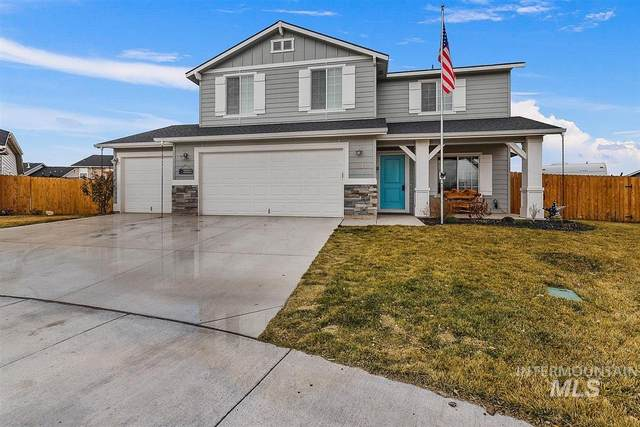 6634 E Fielding Ct., Nampa, ID 83687 (MLS #98792685) :: New View Team