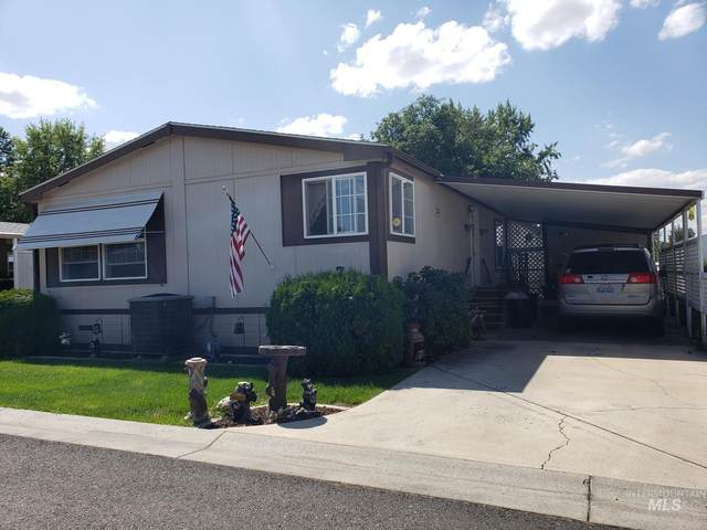 2115 6th Ave #76, Clarkston, WA 99403 (MLS #98792824) :: The Bean Team