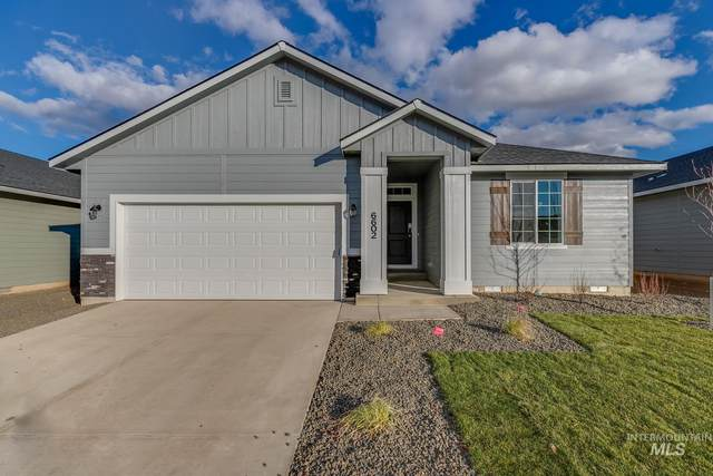 8257 E Conant St, Nampa, ID 83687 (MLS #98792998) :: Bafundi Real Estate