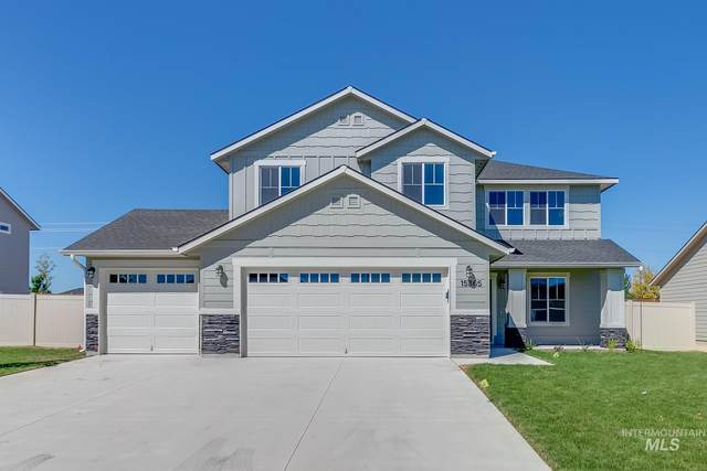 11201 W Roanoke River St, Nampa, ID 83651 (MLS #98793001) :: The Bean Team