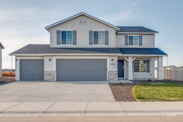 11177 W Roanoke River St, Nampa, ID 83651 (MLS #98793002) :: The Bean Team