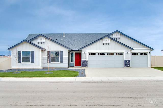 17464 N Gaffney Ave, Nampa, ID 83687 (MLS #98793010) :: Minegar Gamble Premier Real Estate Services