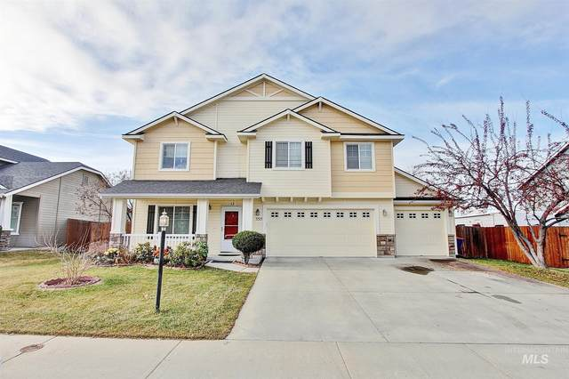 3515 S Upper Fork Way, Boise, ID 83709 (MLS #98793076) :: City of Trees Real Estate