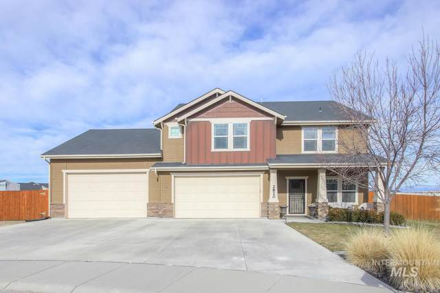 2820 W Paula Red, Kuna, ID 83634 (MLS #98793296) :: Bafundi Real Estate