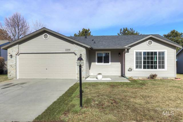 2268 W Jayton Dr, Meridian, ID 83642 (MLS #98793352) :: Minegar Gamble Premier Real Estate Services