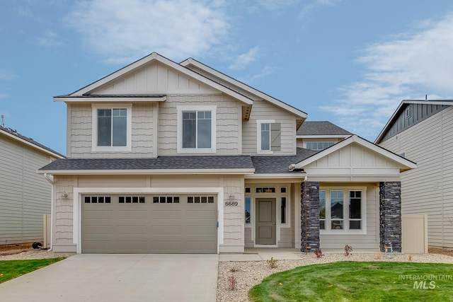 4413 W Sunny Cove St, Meridian, ID 83646 (MLS #98793403) :: The Bean Team