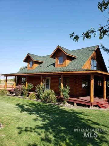 1123 N State Street, Grangeville, ID 83530 (MLS #98793479) :: Jon Gosche Real Estate, LLC