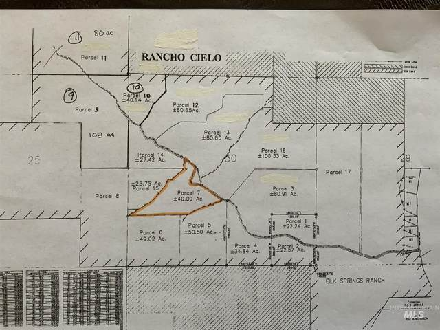 Parcel 7 Rancho Cielo, Fairfield, ID 83327 (MLS #98793531) :: The Bean Team