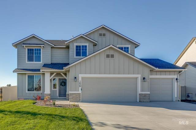 13721 S Baroque Ave., Nampa, ID 83651 (MLS #98793600) :: The Bean Team