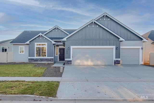 13153 S Coquille River Ave, Nampa, ID 83651 (MLS #98793689) :: The Bean Team