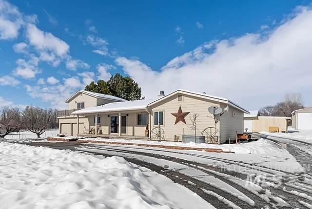 1300 Beverly Ave, Parma, ID 83660 (MLS #98793715) :: Minegar Gamble Premier Real Estate Services