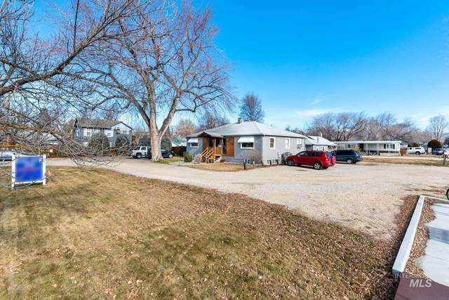 2128 S Vista Ave And 2506 W Targee St., Boise, ID 83705 (MLS #98793720) :: Team One Group Real Estate