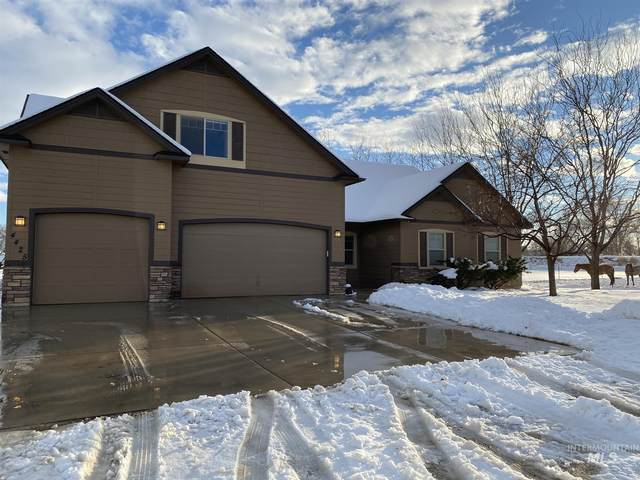 4425 S Happy Valley Road, Nampa, ID 83686 (MLS #98793804) :: Minegar Gamble Premier Real Estate Services