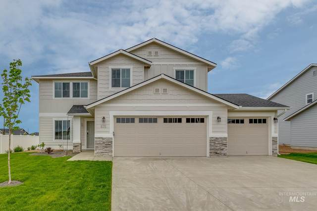 6175 N Colosseum Ave, Meridian, ID 83646 (MLS #98793815) :: Jon Gosche Real Estate, LLC